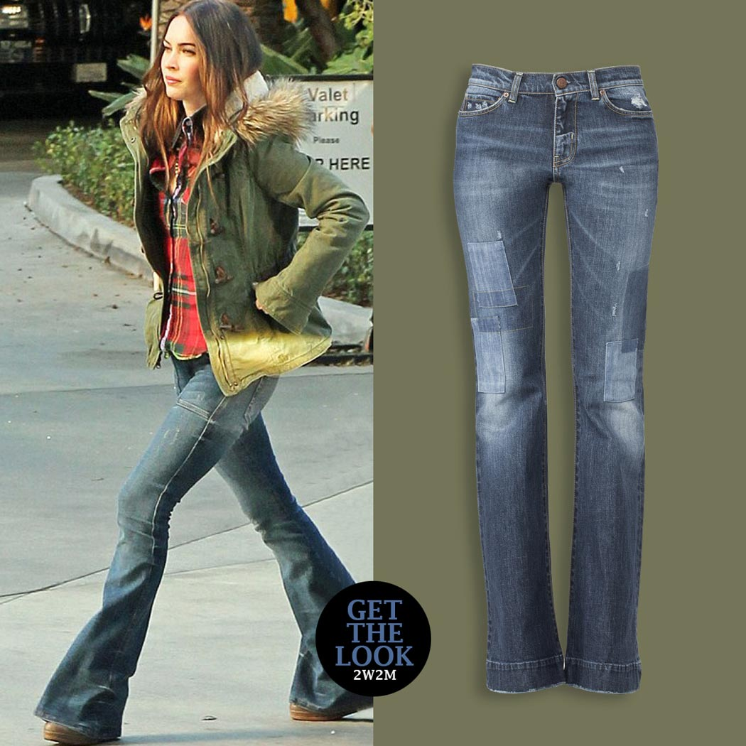 Get the look - Megan Fox