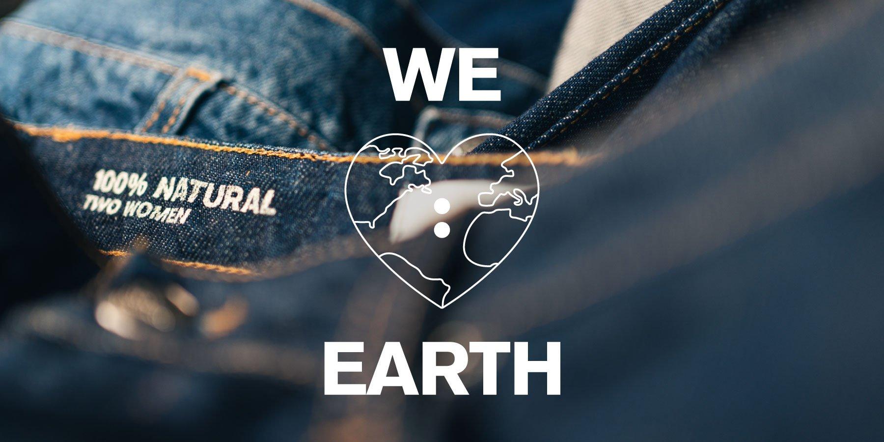 WE LOVE EARTH